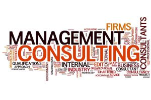 management consulting wordcloud